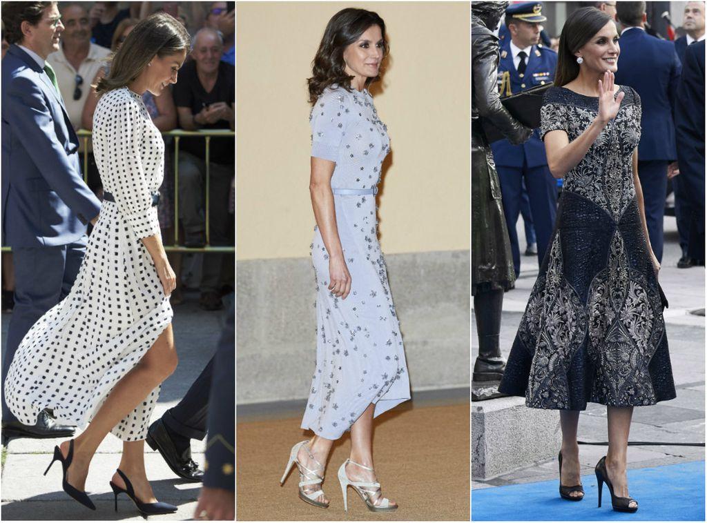 Španjolska kraljica Letizia u štiklama