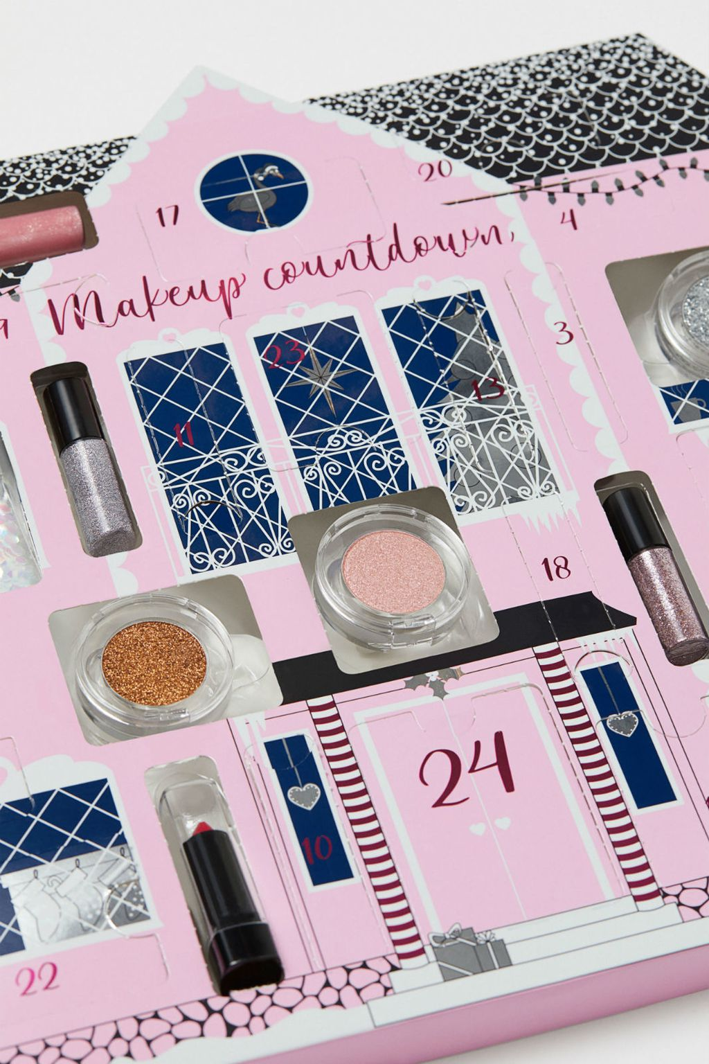 Make-up adventski kalendar iz H&M-a - 3