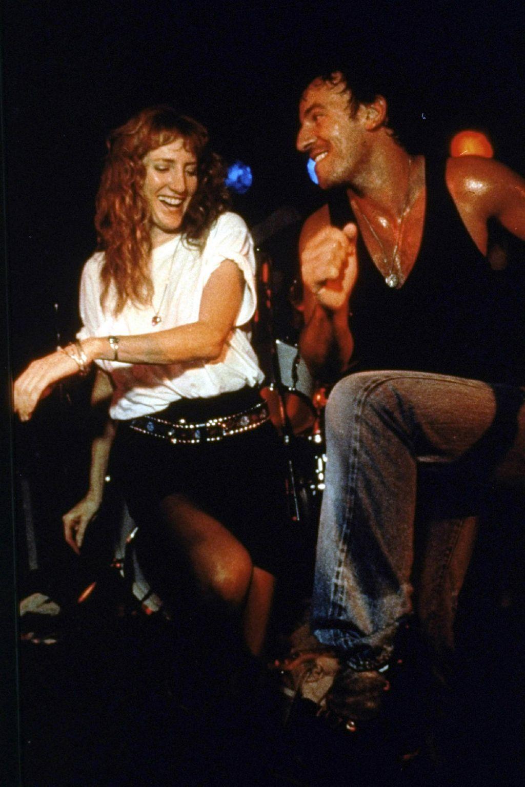 Patti je 1984. godina postala članica Bruceovog E Street Banda