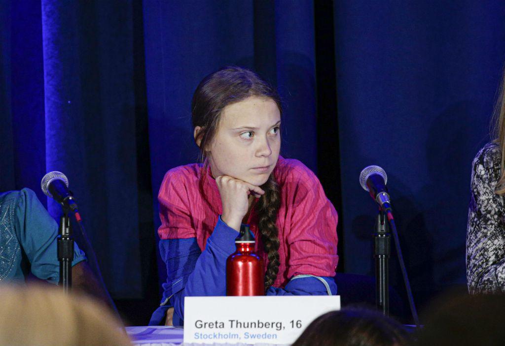 Thunberg je svjetske lidere osudila zbog izdaje mladih