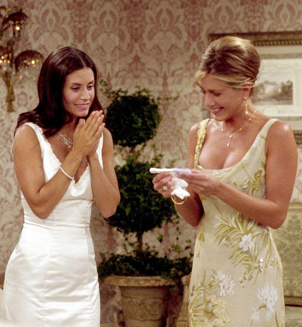 Monica Geller i Rachel Green