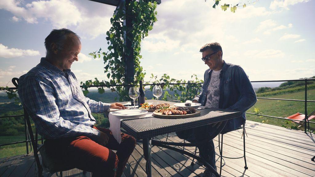 Tomislav Bolfan preporučio nam je svoje najbolje vino uz mesne delicije Tihomira Smoljaneca