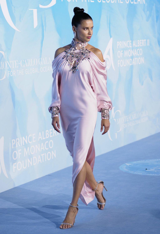 Adriana na gala večeri u organizaciji princa Alberta od Monaka