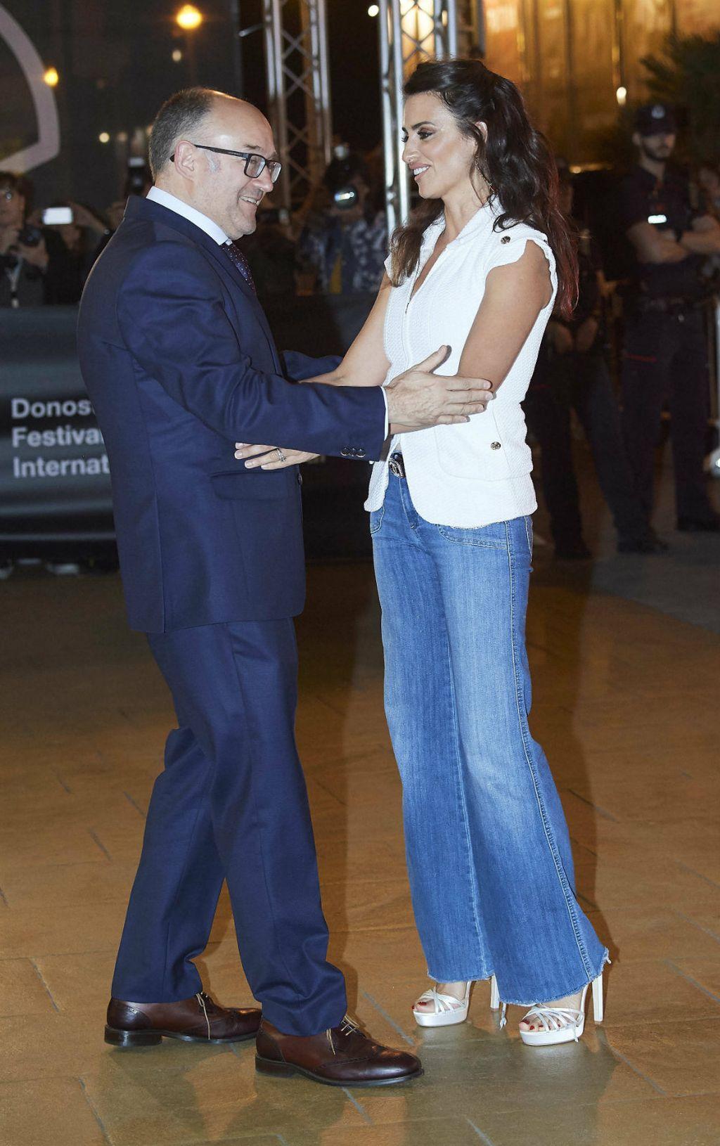 Penelope Cruz doputovala je u San Sebastian kako bi sudjelovala na filmskom festivalu