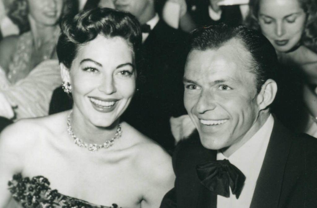 Ava Gardner i Frank Sinatra
