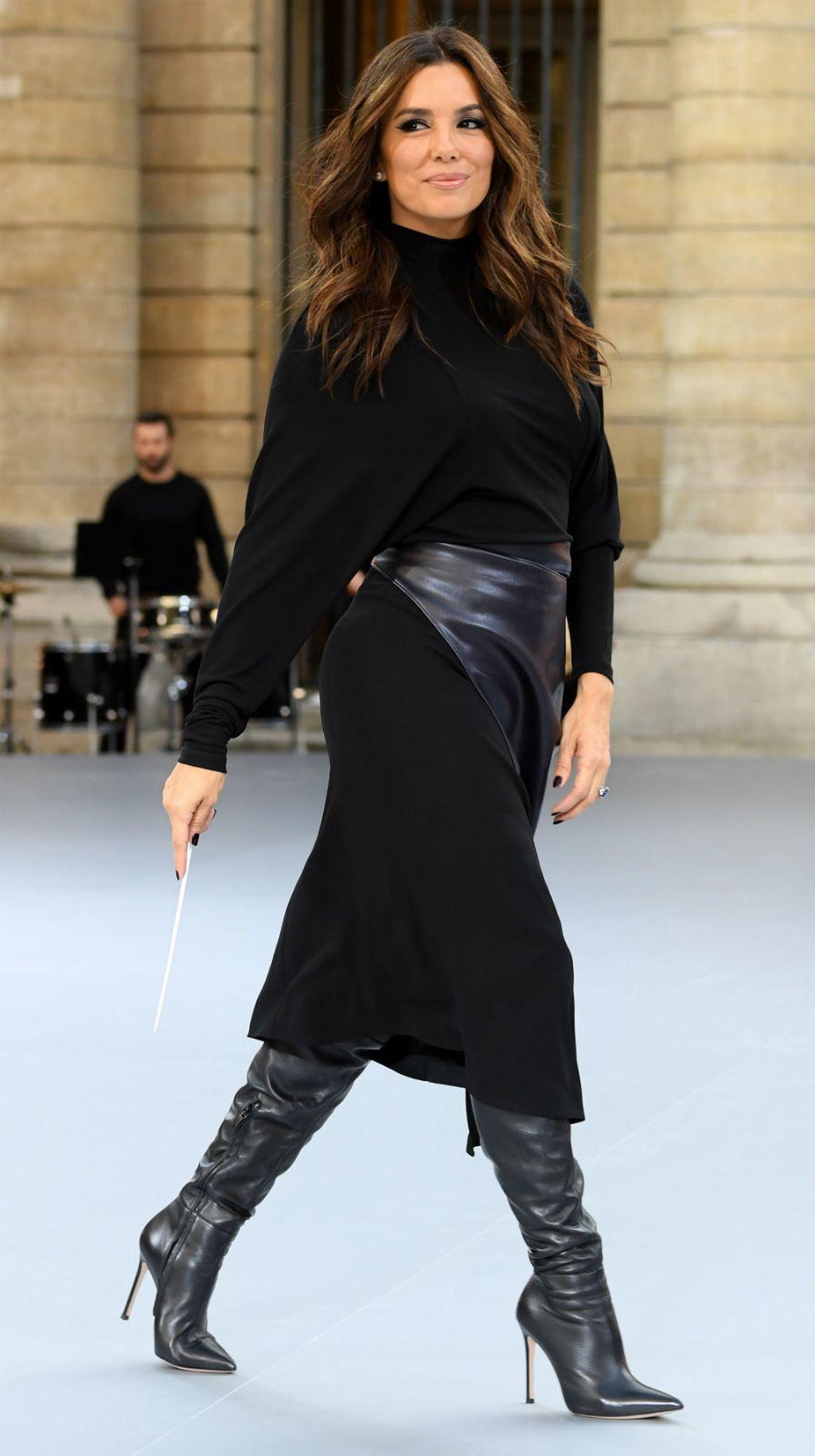 Eva Longoria na L\'Orealovoj reviji u sklopu Pariškog tjedna mode - 9