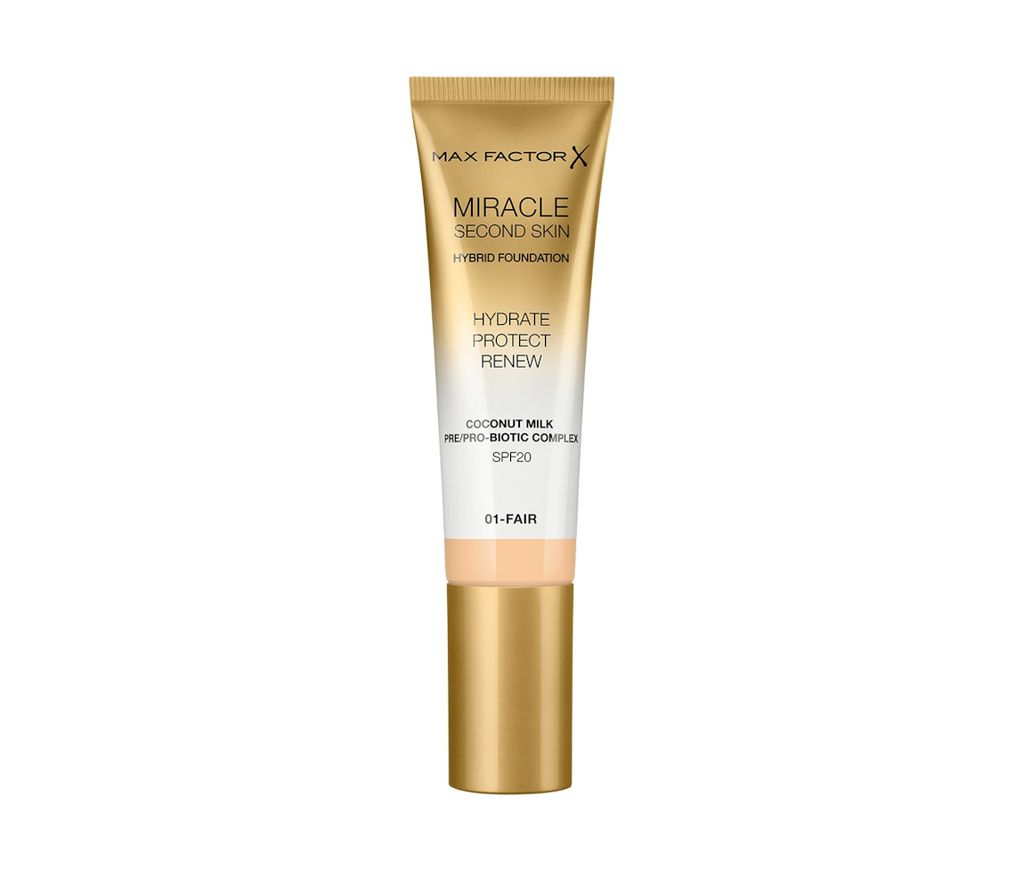 Max Factor, Miracle Second Skin
