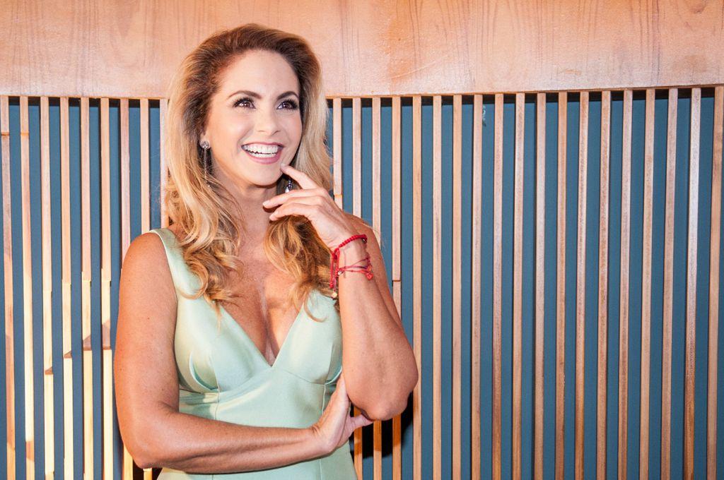 Lucero Hogaza León glumila je tri se seste u seriji Ljubavne veze