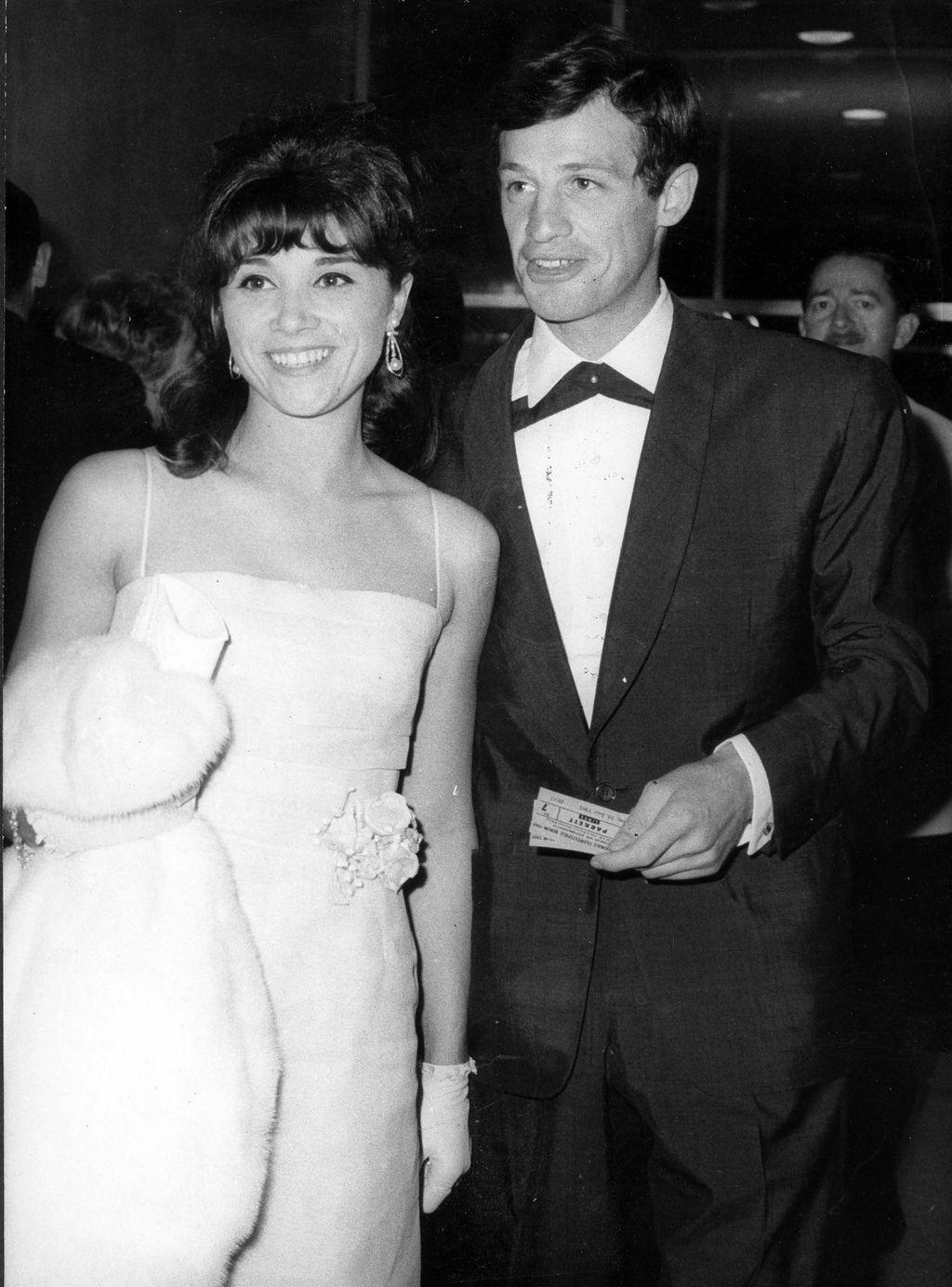 Elodie Constantin i Jean-Paul Belmondo
