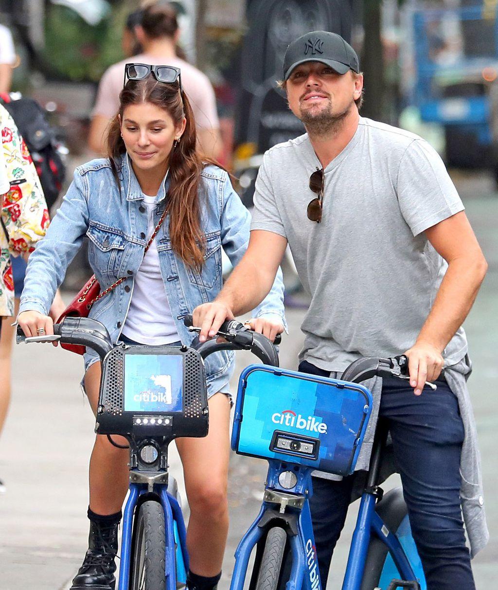 Leonardo DiCaprio s djevojkom Camilom Morrone