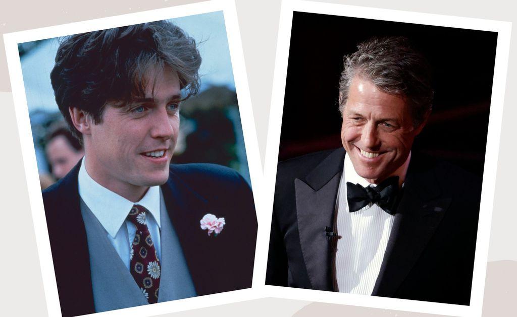 Hugh Grant 1994. i 2021. godine