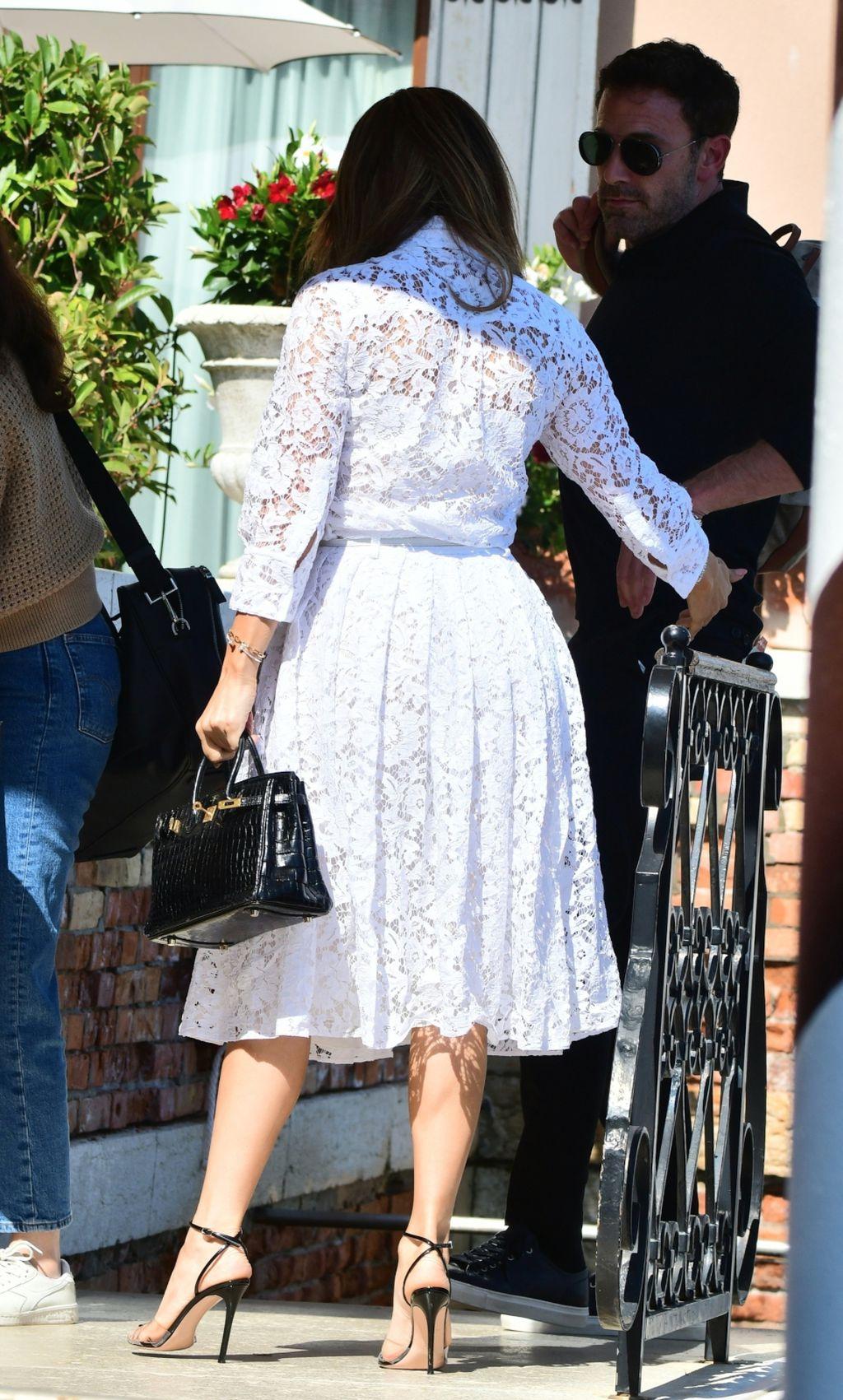 Jennifer Lopez i Ben Affleck stigli su u Veneciju - 4