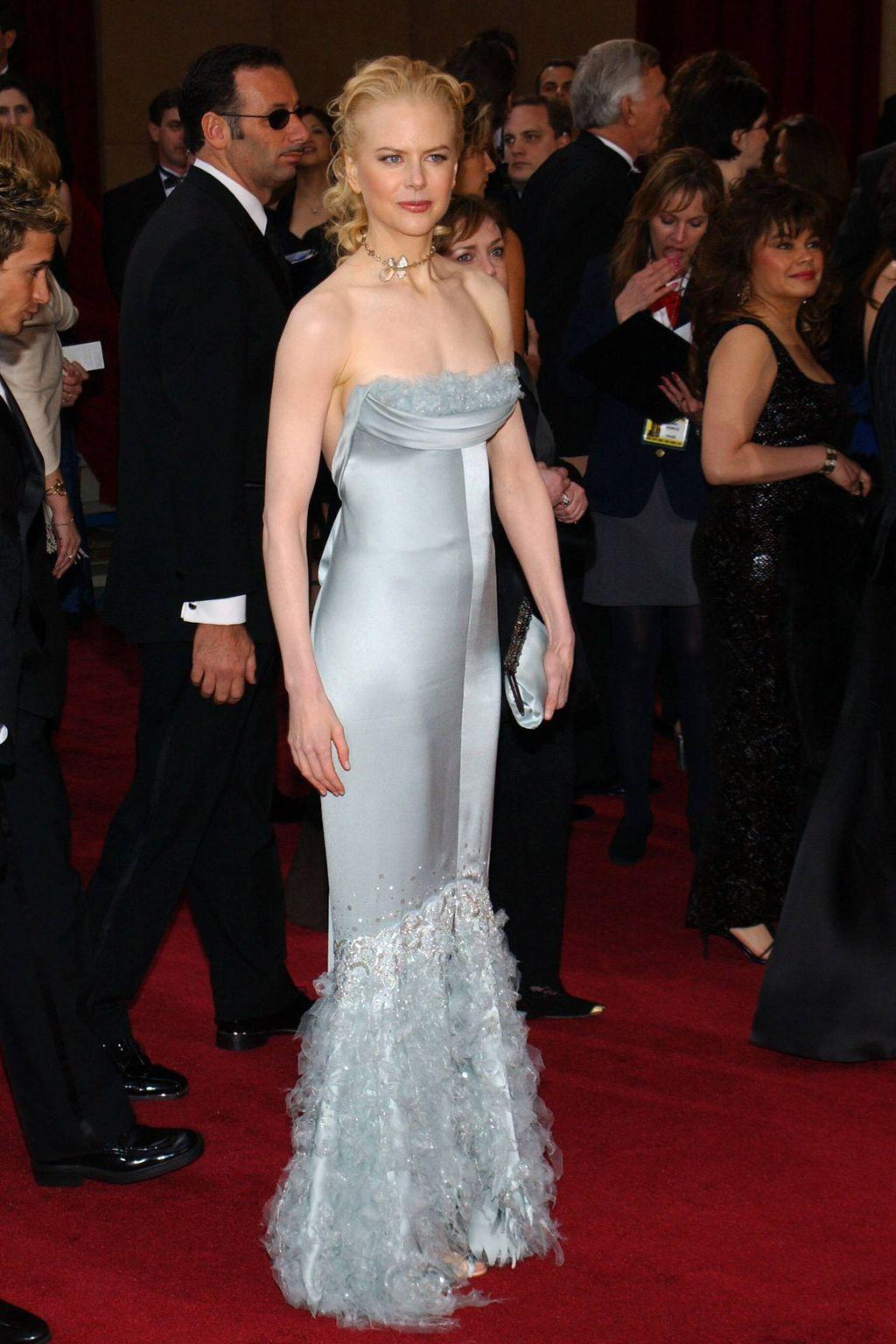 Nicole Kidman na dodjeli Oscara 2004. godine