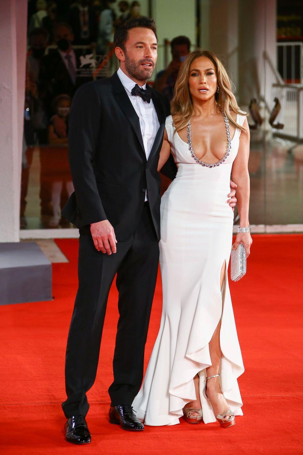 Jennifer Lopez bila je mamac za poglede na crvenom tepihu