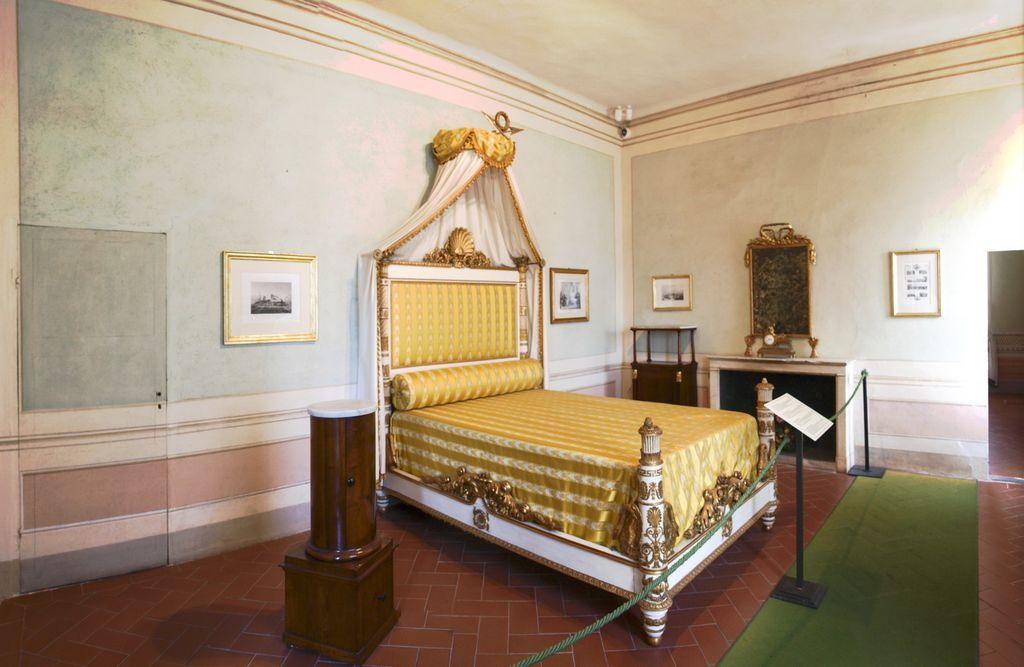 Villa dei Mulini u kojoj je nekoć živio Napoleon