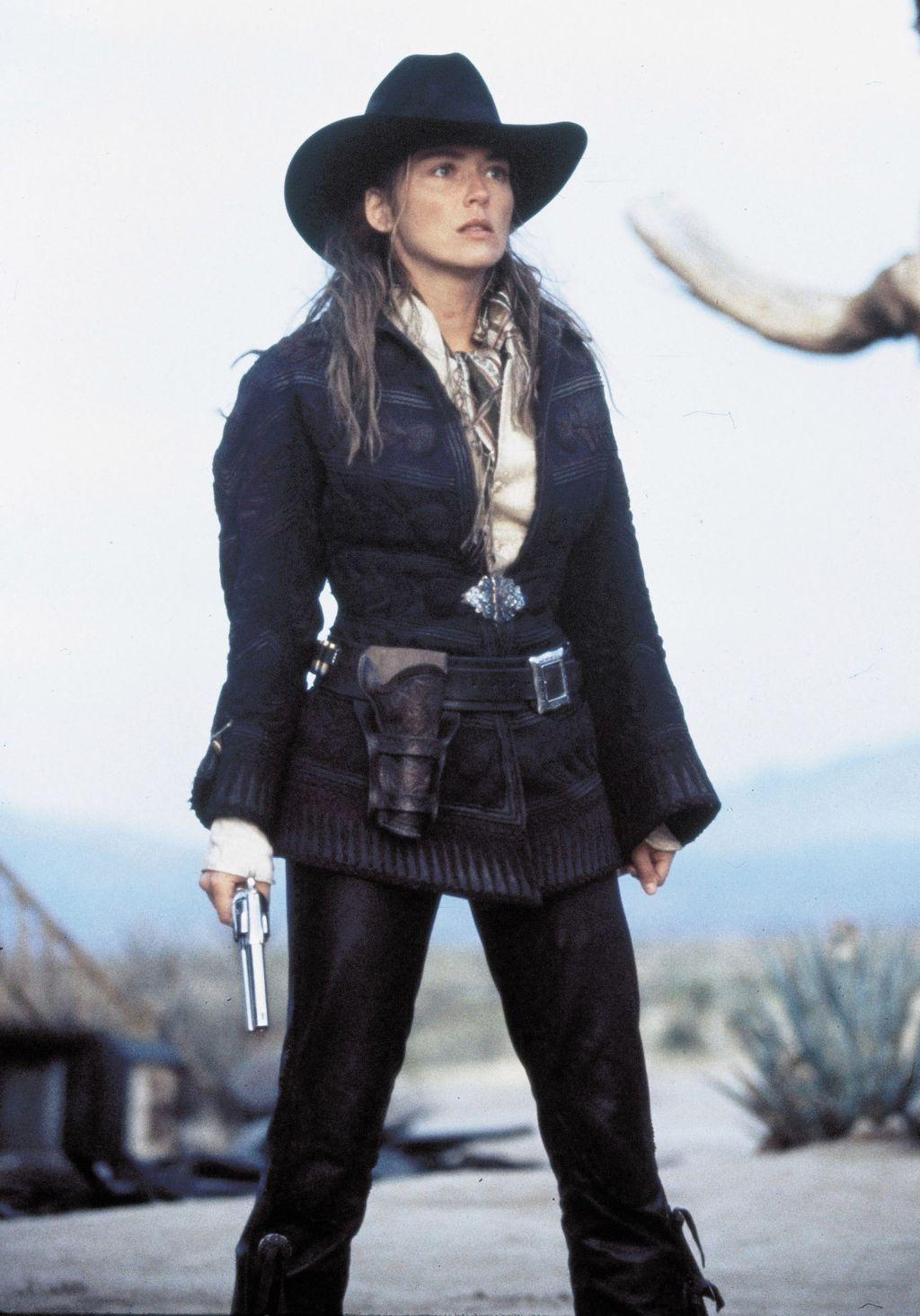 Sharon Stone u filmu Brzi i mrtvi