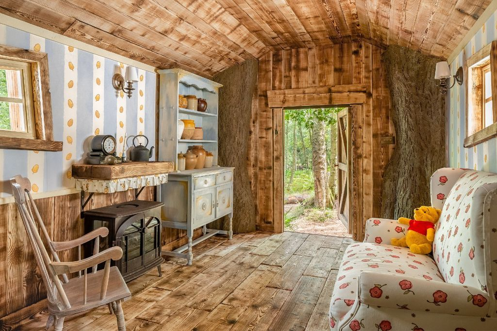 Bajkovito uređena kućica u južnoj Engleskoj