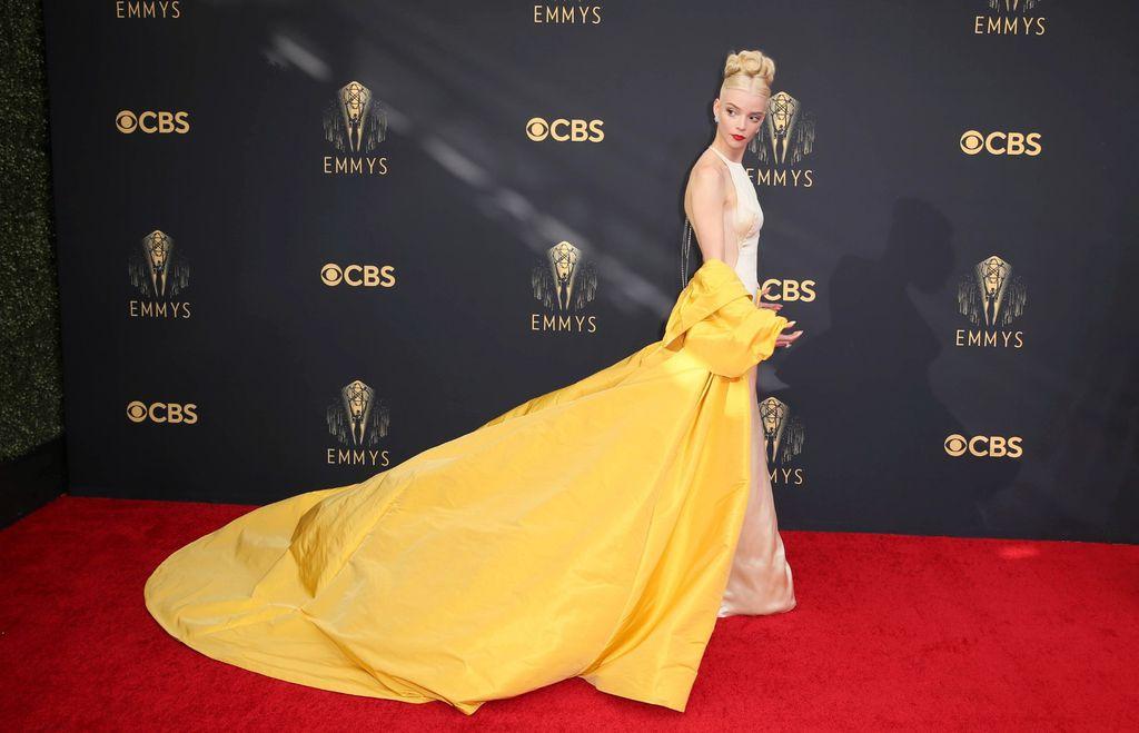 Najbolje haljine na Emmyjima 2021. - 7