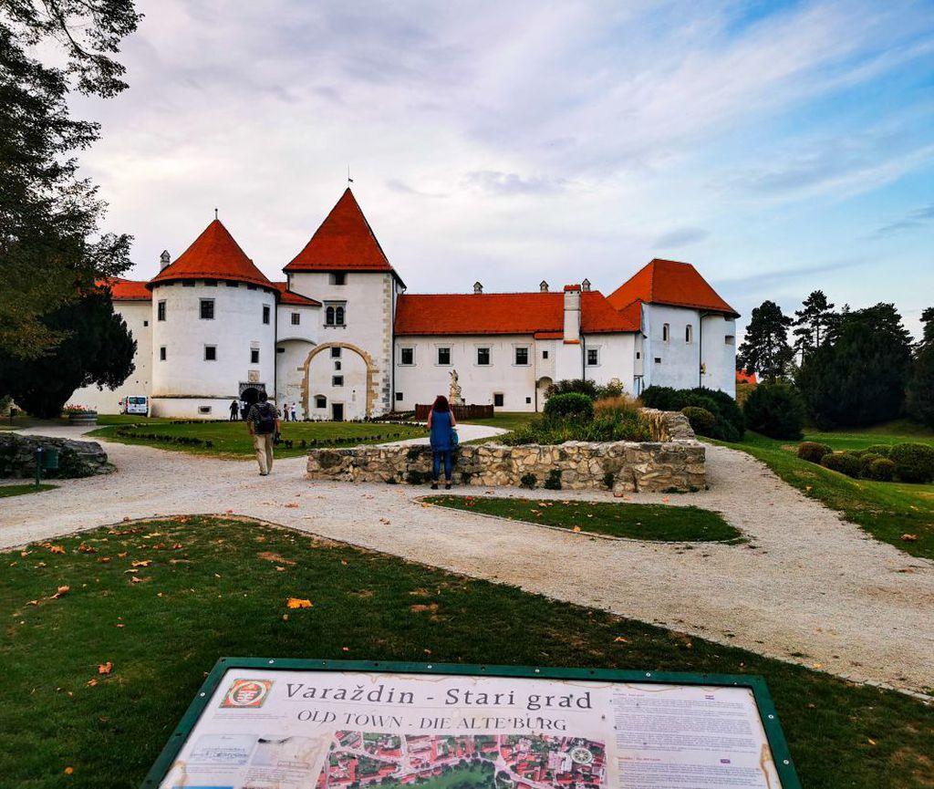 Living castles - Stari grad Varaždin - 8