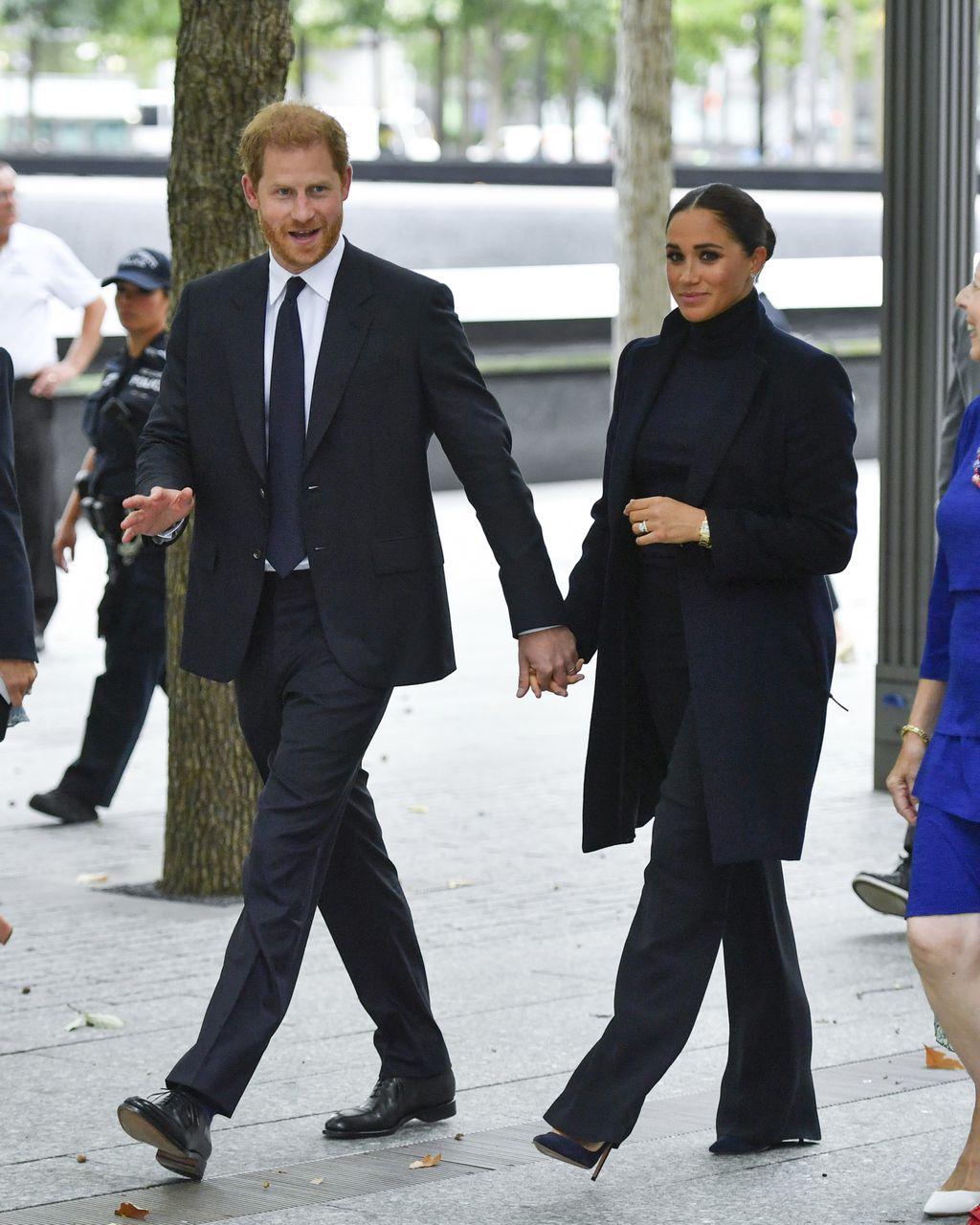 Princ Harry i Meghan Markle u New Yorku