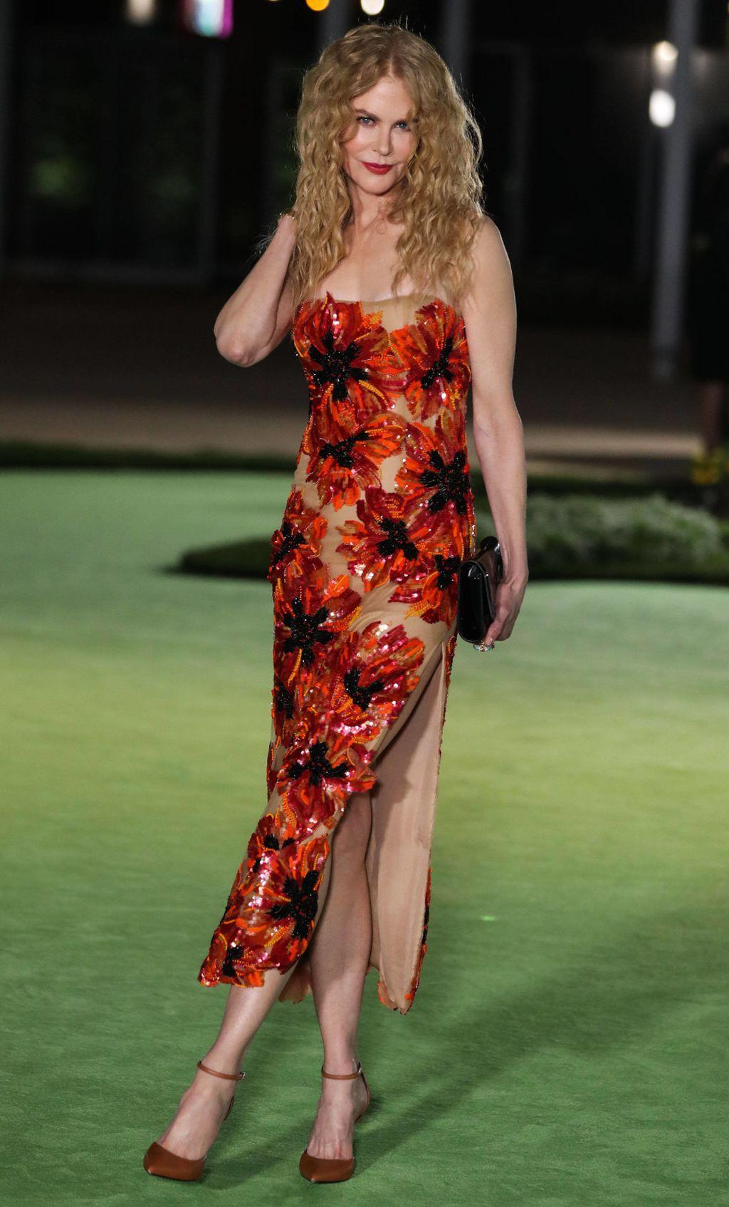 Nicole Kidman u haljini modne kuće Rodarte