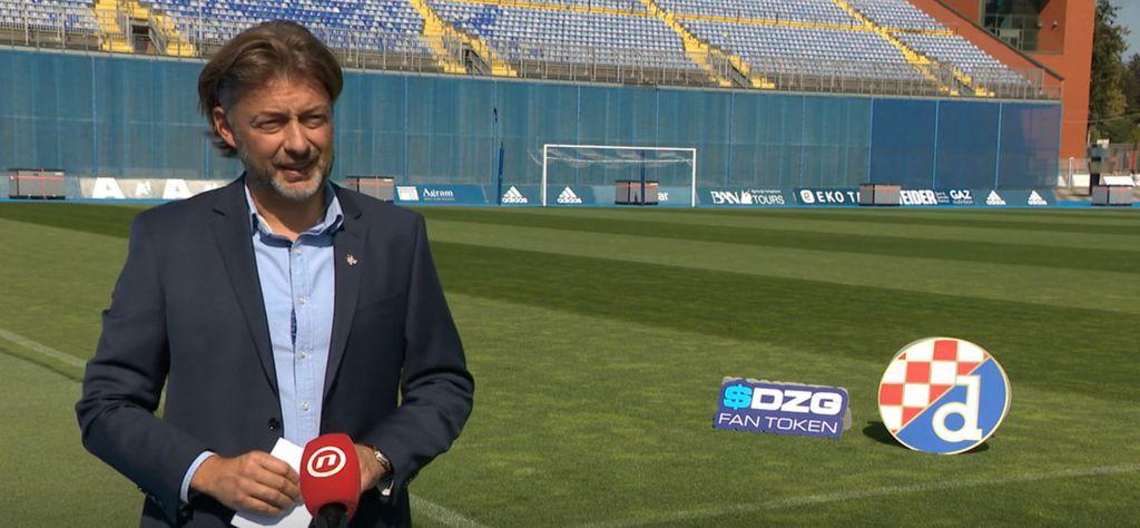 Tomislav Rukavina, direktor marketinga Dinama