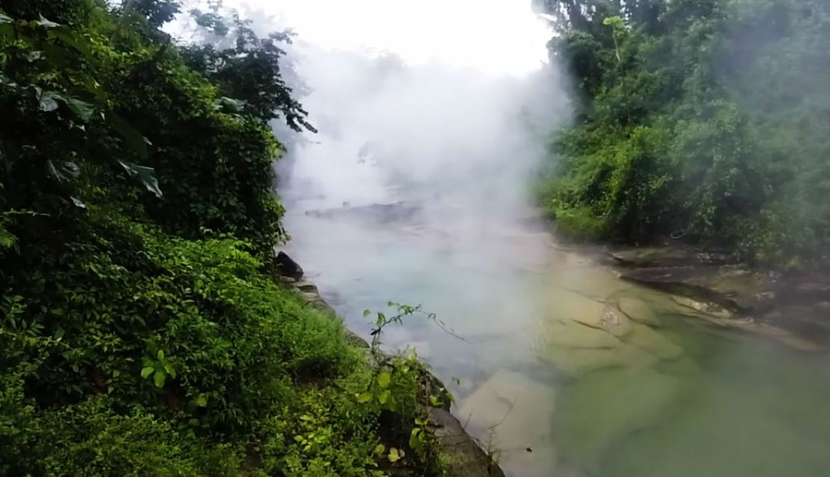 Uzavrela rijeka