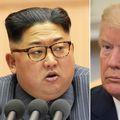 Kim Jong Un i Donald Trump (Foto: AFP)