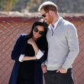 Meghan Markle i princ Harry (Foto: Instagram)