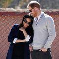 Meghan Markle i princ Harry (Foto: Instagram)