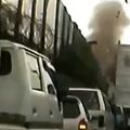 Trenutak eksplozije na Šri Lanki (Foto: screenshot)