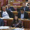 Miro Bulj i zanimljiva majica (Foto: Dnevnik.hr)