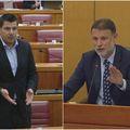 Nikola Grmoja i Gordan Jandroković (Foto: Dnevnik.hr)