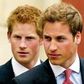 Princ Harry, princ William