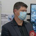 Igor Barković, pulmolog i voditelj post-COVID odjela KBC-a Rijeka