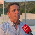 Mario Jurić uživo iz Primoštena razgovara s načelnikom općine Stipom Petrinom (Foto: Dnevik.hr) - 2