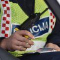 Prometna policija mjeri brzinu (Foto: Hrvoje Jelavic/PIXSELL) - 4