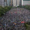 Prosvjed u Hong Kongu: Na ulicama 1,7 milijuna ljudi (Foto: AFP)