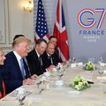 Summit G7 (Foto: AFP)
