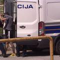 Privođenje osumnjičenih za napad u Uzdolju (Foto: Dnevnik.hr)