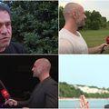 Alen Vitasović, Mladen Grdović, Maja Šuput i Žanamari Perčić