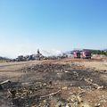 Požar u industrijskoj zoni Kukuljanovo - 1