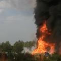 Požar u Osijeku