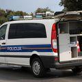 Policija na očevidu, Ilustracija