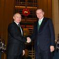 Vladimir Putin i Recep Tayyip Erdogan (Foto: AFP)