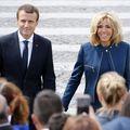 Brigitte i Emanuel Macron (FOTO: Getty)