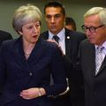 Theresa May i Jean Claude Juncker (Foto: Arhiva/AFP)