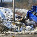 Automobil udario u vlak kod Karlovca (Foto: Radio Mrežnica)