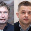Ante Nazor i Tvrtko Jakovina (Foto: Igor Kralj/Patrik Macek/Pixsell)