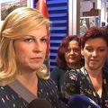Predsjednica Kolinda Grabar-Kitarović (Foto: Dnevnik.hr)